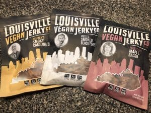 Louisville Vegan Jerky Co Review