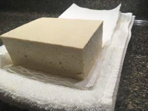 Press Tofu 1