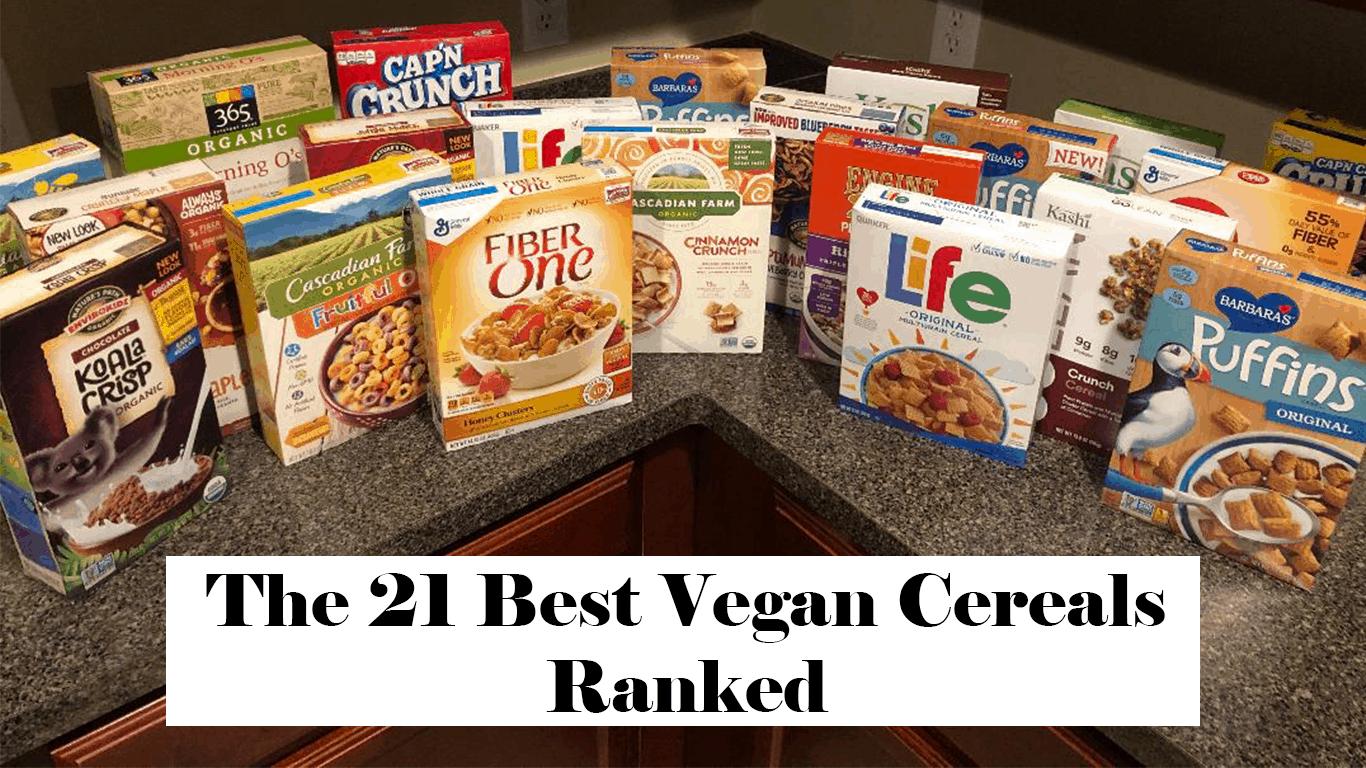 The 21 Best Vegan Cereals – Ranked