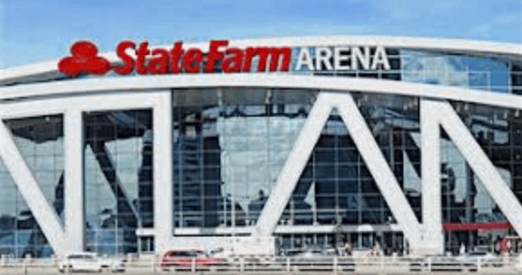 Vegan at State Farm Arena