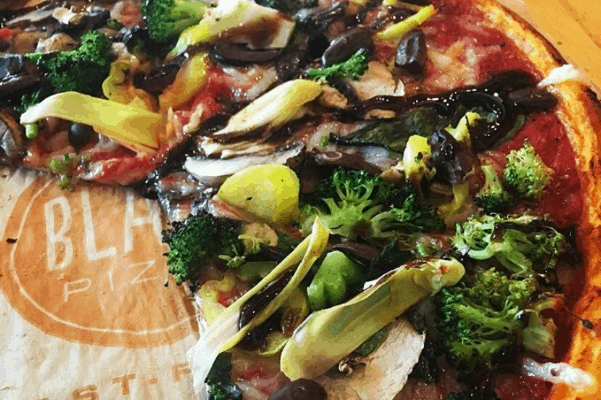 Best Vegan Pizza Chains