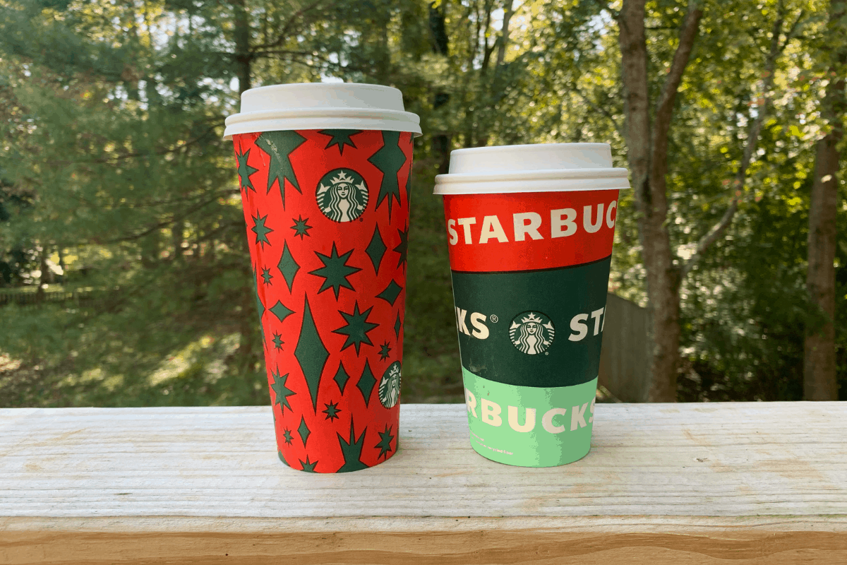 Starbucks Vegan Holiday Drink Guide